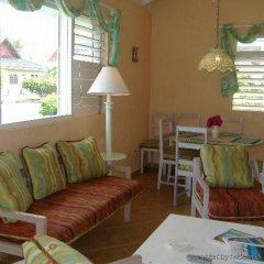 Отель Sunflower Cottages and Villas Ямайка, Ранавей-Бей - отзывы, цены и фото номеров - забронировать отель Sunflower Cottages and Villas онлайн комната для гостей фото 4
