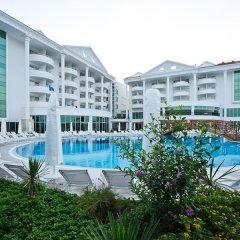Отель Roma Beach Resort & Spa Сиде бассейн фото 2