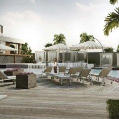 Radisson Blu Hotel Dubai Waterfront бассейн фото 3