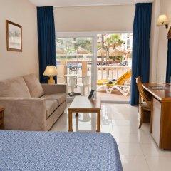 Отель Bahia Tropical Альмуньекар комната для гостей фото 3
