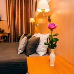 Гостиница Стасов 3* Стандартный номер с двуспальной кроватью фото 11