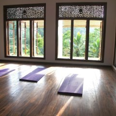 Отель Niyagama House Шри-Ланка, Галле - отзывы, цены и фото номеров - забронировать отель Niyagama House онлайн фитнесс-зал фото 2