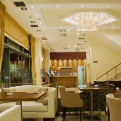 Отель Crystal City Афины интерьер отеля