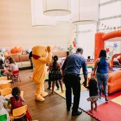 Отель Swissotel Al Ghurair Dubai Дубай детские мероприятия