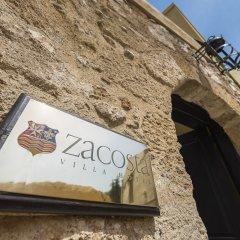 Zacosta Villa Hotel вид на фасад фото 2