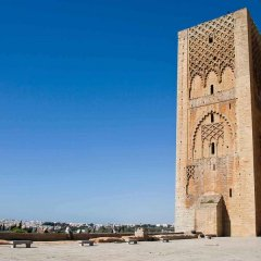Hotel Mercure Rabat Sheherazade пляж