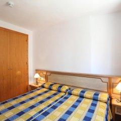 Отель Apartamentos Benimar Испания, Бенидорм - отзывы, цены и фото номеров - забронировать отель Apartamentos Benimar онлайн комната для гостей фото 2