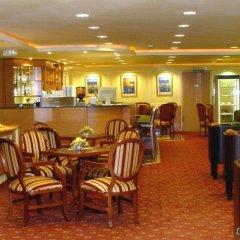 Novum Hotel Golden Park Budapest интерьер отеля