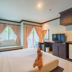 Patong Pearl Hotel удобства в номере