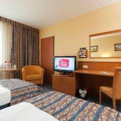 Отель Scandic Wroclaw 4* Стандартный номер с различными типами кроватей фото 8