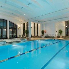 Отель Fairmont Le Chateau Frontenac Канада, Квебек - отзывы, цены и фото номеров - забронировать отель Fairmont Le Chateau Frontenac онлайн бассейн фото 3