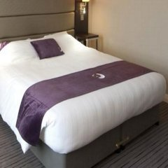 Отель Premier Inn London Southwark (Bankside) комната для гостей