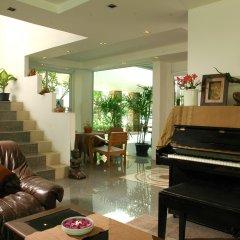 Отель Bansabai Hostelling International Таиланд, Бангкок - 1 отзыв об отеле, цены и фото номеров - забронировать отель Bansabai Hostelling International онлайн интерьер отеля