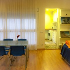 Апартаменты Barcelona City Apartment Барселона комната для гостей фото 5