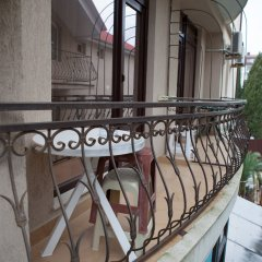 Гостиница Дубай балкон