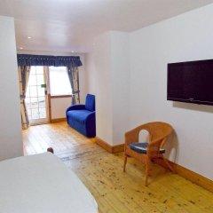 Отель Victorian House Великобритания, Глазго - отзывы, цены и фото номеров - забронировать отель Victorian House онлайн комната для гостей фото 3