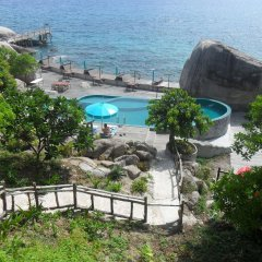 Отель Koh Tao Hillside Resort бассейн фото 2