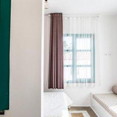 Отель Iki Ev Sigacik комната для гостей фото 5