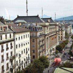 Отель Suisse балкон