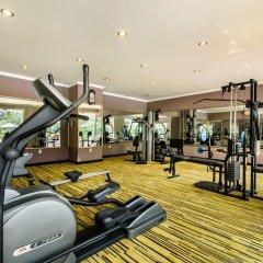 Отель Huong Giang Hotel Resort & Spa Вьетнам, Хюэ - 1 отзыв об отеле, цены и фото номеров - забронировать отель Huong Giang Hotel Resort & Spa онлайн фитнесс-зал фото 4