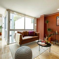Апартаменты Coziest Studio in Condesa Мехико фото 16