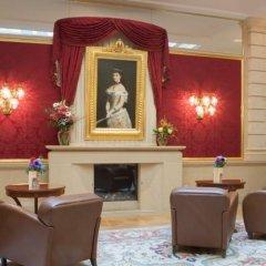 Отель Kaiserin Elisabeth Вена гостиничный бар