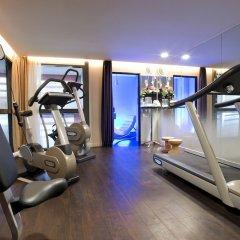 Radisson Blu Hotel, Paris Boulogne Булонь-Бийанкур фитнесс-зал фото 4