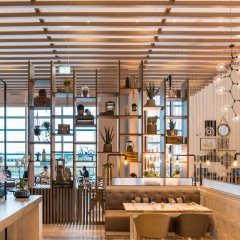 Отель Holiday Inn Dubai Festival City развлечения