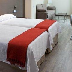 Отель NH Barcelona Diagonal Center Испания, Барселона - 14 отзывов об отеле, цены и фото номеров - забронировать отель NH Barcelona Diagonal Center онлайн комната для гостей фото 5