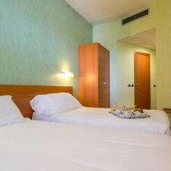 Hotel Concorde Озимо комната для гостей