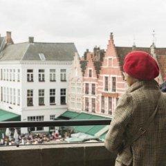 Отель Calis Bed and Breakfast Бельгия, Брюгге - отзывы, цены и фото номеров - забронировать отель Calis Bed and Breakfast онлайн балкон