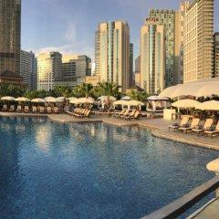Отель Mandarin Oriental Kuala Lumpur Малайзия, Куала-Лумпур - 2 отзыва об отеле, цены и фото номеров - забронировать отель Mandarin Oriental Kuala Lumpur онлайн бассейн фото 2