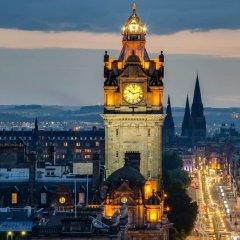 Отель Location, Location! North Bank Street Luxury Apt Эдинбург фото 2