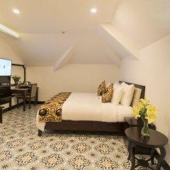 Отель Le Pavillon Hoi An Central Villa комната для гостей фото 4
