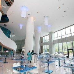 Отель Otique Aqua Шэньчжэнь фитнесс-зал