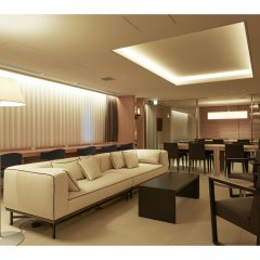 Отель First Cabin Kyobashi комната для гостей