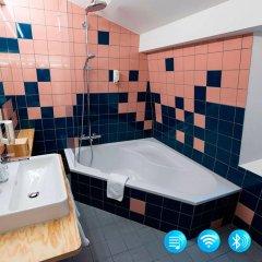 Отель Walhalla Guest House Швейцария, Цюрих - отзывы, цены и фото номеров - забронировать отель Walhalla Guest House онлайн ванная