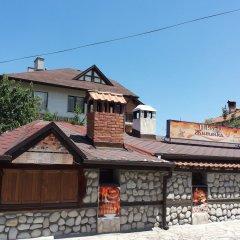 Отель Ikonomov Spa с домашними животными