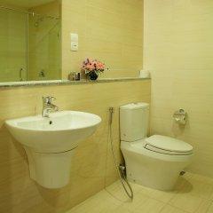 Апартаменты An Phu Plaza Serviced Apartment ванная