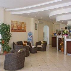 Hotel 4 Stagioni Риччоне интерьер отеля