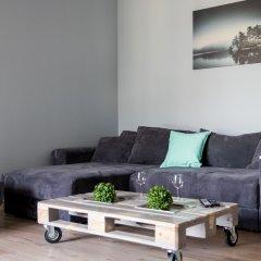 Апартаменты Villa Ventus Mokotow Apartment Варшава комната для гостей фото 2