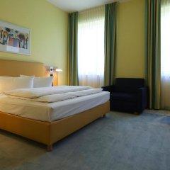 Отель IntercityHotel Düsseldorf комната для гостей фото 4