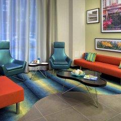 Отель Courtyard by Marriott New York Manhattan/Chelsea интерьер отеля