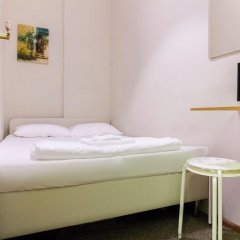 Аскет Отель на Комсомольской комната для гостей фото 6