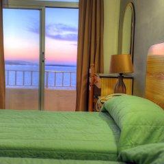 Отель Sea View Буджибба комната для гостей фото 3