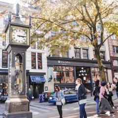 Отель Best Location Yaletown Luxury Suites Канада, Ванкувер - отзывы, цены и фото номеров - забронировать отель Best Location Yaletown Luxury Suites онлайн городской автобус