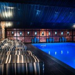 Отель Alpes Hôtel du Pralong бассейн фото 3