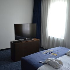 Отель Ammonite Hotel Amsterdam Нидерланды, Амстелвен - отзывы, цены и фото номеров - забронировать отель Ammonite Hotel Amsterdam онлайн комната для гостей фото 2