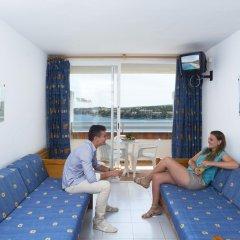 Отель HSM Sandalo Beach сауна