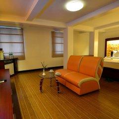 Clover Hotel комната для гостей фото 3